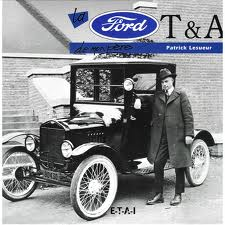 FORD T DE HENRY FORD