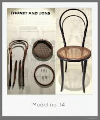 THONET BROTHERS BISTROT CHAIR